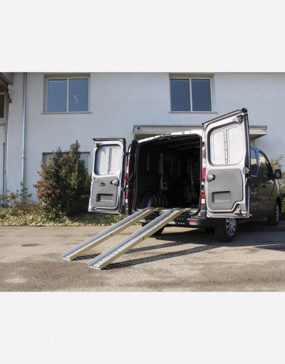 TELESCOPIC RAMP 150