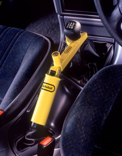 GEAR STICK ANTI-THEFT AUTOLOK ORIGINAL MINI